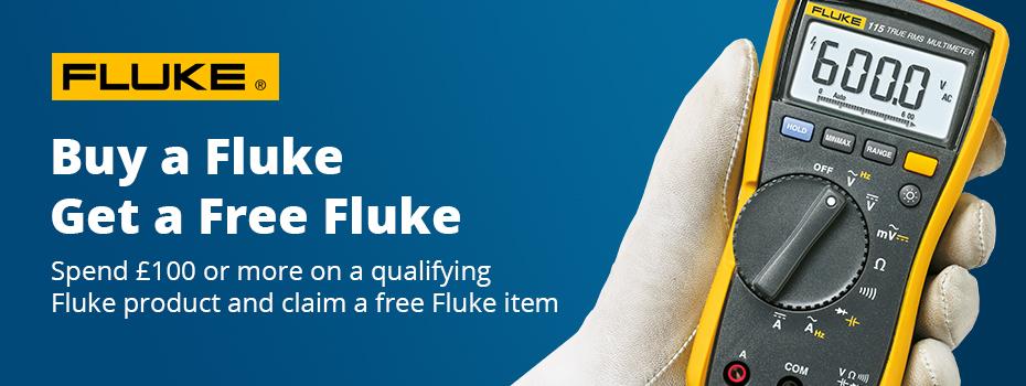 Buy a fluke get a free fluke