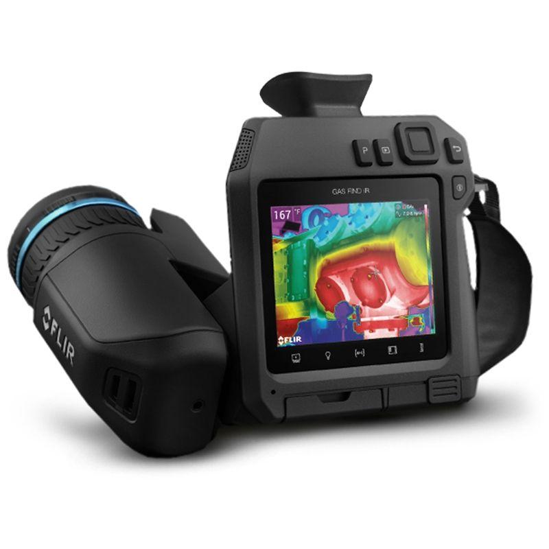 Teledyne FLIR GF77 Gas Find Uncooled IR Thermal Camera