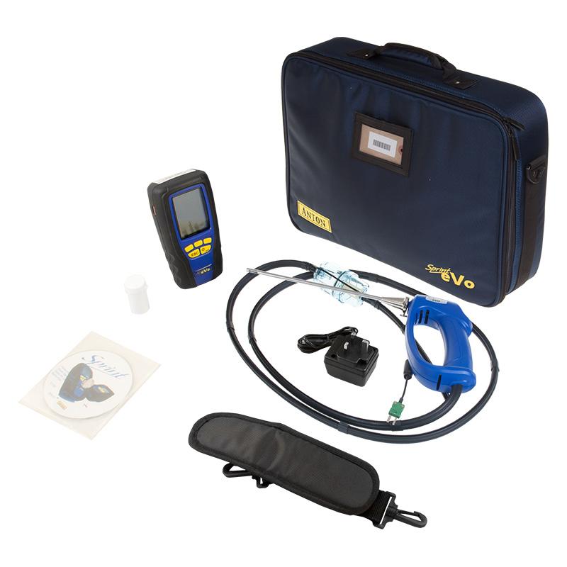 Anton Sprint eVo 3 Flue Gas Analyser