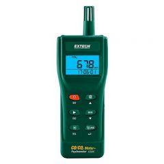 Extech CO260 IAQ & CO & CO2 Datalogging Meter