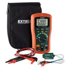 Extech MM750W Wireless Datalogging CAT IV True-RMS Multimeter - User Manual