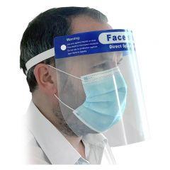 TestSafe TS-MFV-01 Medical Face Visor – Anti-Static/ Anti-Fog