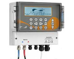 Micronics Ultraflo U3000 Fixed Clamp-On Ultrasonic Flow Meter