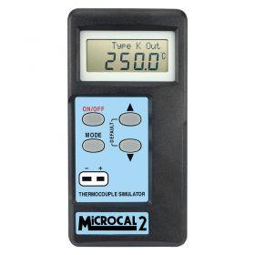 ETI 271-200 MicroCal 2 Type K Temperature Simulator/Calibrator