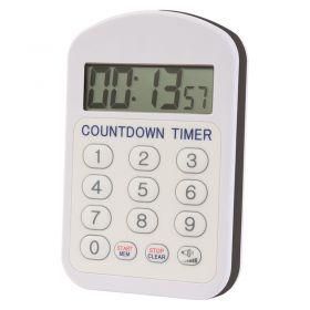ETI 806-150 Water-Resistant Kitchen Countdown Timer