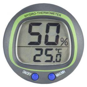 ETI 810-180 Panel-Mount Temperature & Humidity Monitor