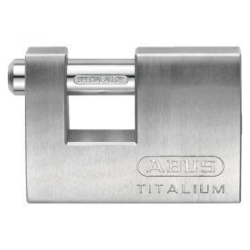 ABUS 82TI/70 Monobloc TITALIUM™ Padlock