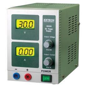Extech 382200 Single Output DC Power Supply - 30V, 1A