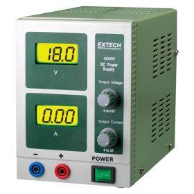 Extech 382202 18V 3A Single Output DC Power Supply