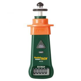 Extech 461750 PocketTach; Mini Contact Tachometer