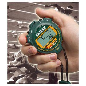 Extech HW30 HeatWatch Humidity Temperature Stopwatch 1