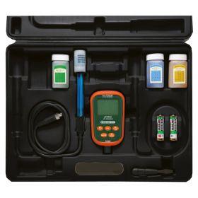 Extech PH300 Waterproof pH mV Temperature Kit 1