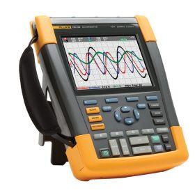 Fluke 190 104 UN ScopeMeter 4 Channel 100 MHZ Color UNI