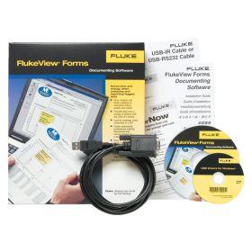 Fluke FVF Basic FlukeView Forms Basic IR USB cable