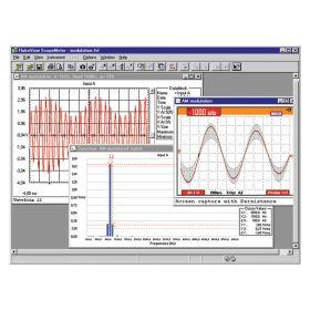 Fluke SW90W 034 FlukeView ScopeMeter Software English French German