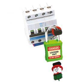 PIN IN Circuit Breaker MCB Lockout