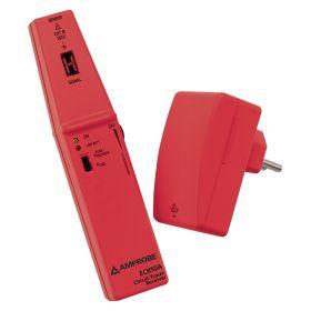 Amprobe ECB50A-FGIS Circuit Breaker Finder with Schuko Plug