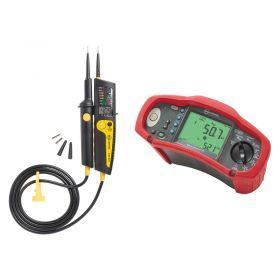 Amprobe ProInstall-75-UK MFT with Free 2100-Beta Voltage Tester Kit