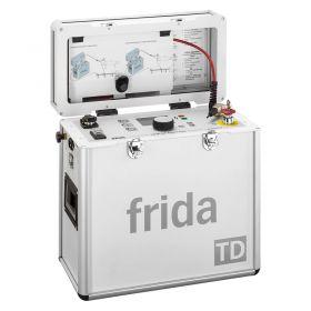 BAUR Frida TD VLF Cable Diagnostics Test Set w/ Full MWT & Tan Delta