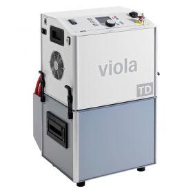 BAUR Viola TD VLF Cable Diagnostics Test Set w/ Full MWT & Tan Delta