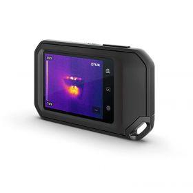 FLIR C3-X Compact Thermal Camera - Socket Thermal Image
