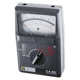 Chauvin Arnoux CA402 Voltmeter Analogue