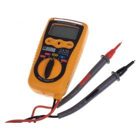 Chauvin Arnoux CA702 Pocket Digital Multimeter - Probes