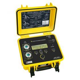 Chauvin Arnoux DTR 8510 Ratiometer digital Cat III 300V