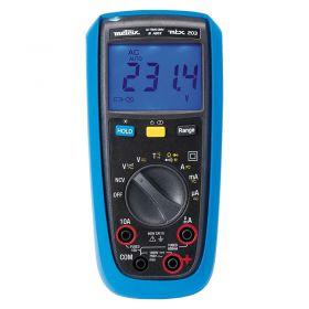 Chauvin Arnoux MTX203 Pocket Digital Multimeter