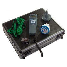 Chauvin Arnoux VX0100 Fieldmeter - On case