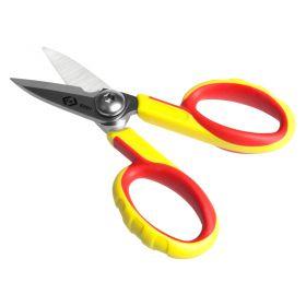 CK Tools 492001 Electrician's Scissors (140mm) Open
