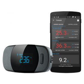 Comark COMBT1 Temperature & RH Bluetooth Logger & Free Android App