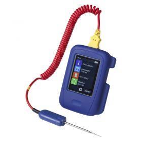 Comark HT100/PK19 HACCP Touch Temperature Data Recorder w/ PK19M Probe