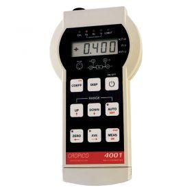Seaward Cropico DO4001 Handheld Digital Microhmmeter with Temperature