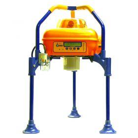 Crowcon Detective + IR 2 Gas - Flam IR CH4 0-100% LEL O2 Non-Pumped Std Battery with Rigid Legs