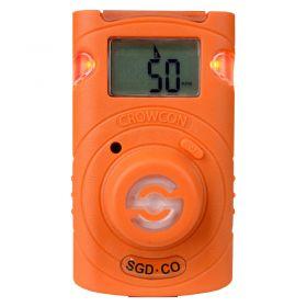 Crowcon Clip SGD Personal Single Gas Detector - Carbon Monoxide (CO)