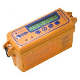 Crowcon Triple Plus+ Multigas Personal Monitor with IR Sensor – Pumped