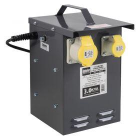 Defender 3.3kVA Heater Transformer