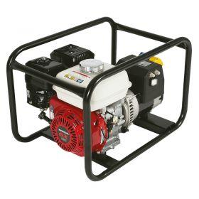 Defender DP2700X Portable Generator - 1 x 110V Socket, 1 x 230V Socket, 16A, 2.7kVA
