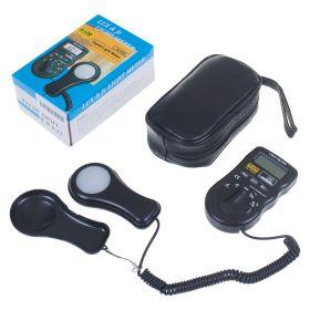 DiLog DL7030 Digital Light Meter - Kit