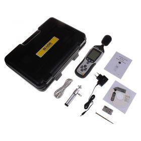 DiLog DL7031 Decibel Meter - Kit