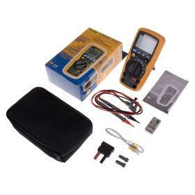 DiLog DL9309 True RMS Auto Ranging Digital Multimeter - Kit