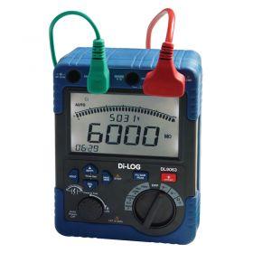 Dilog DL9063 5KV Insulation Resistance Tester