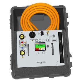 T & R DMO600 DC Digital Micro-Ohmmeter
