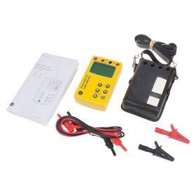 GE Druck UPS-III-IS Intrinsically Safe Loop Calibrator - Kit