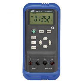 Sika EC RTD Pocket Resistance Thermometer (RTD) Calibrator