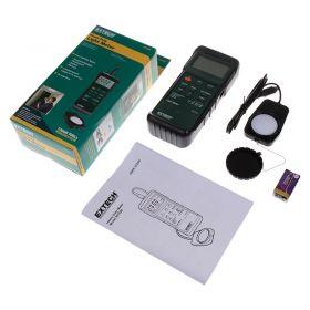 Extech 407026 Heavy Duty Light Meter - Kit