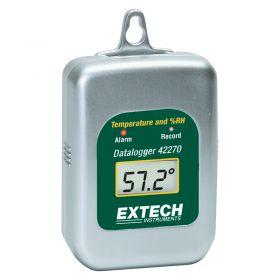 extech 42270 temperature humidity datalogger