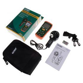 Extech AN100 CFM/CMM Mini Thermo Anemometer - Kit