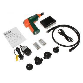 Extech BR250 Video Borescope Wireless Inspection Camera kit